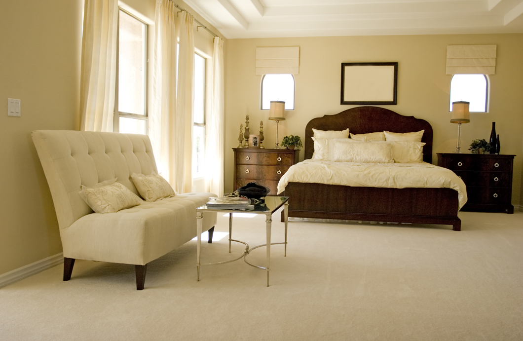 We offer a variety of carpet options